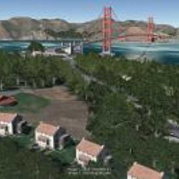 Google Earth 6 nu met 3D bomen en Street View Experience