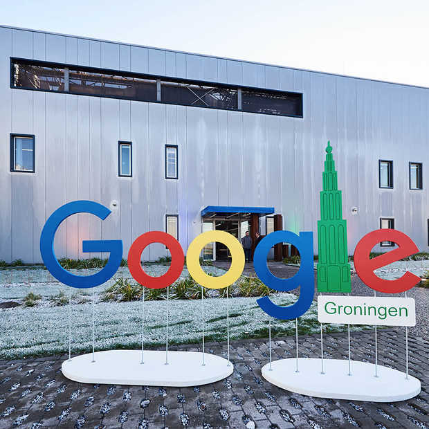 Google's datacenter in Eemshaven is geopend