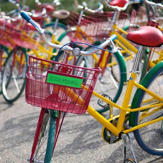 Er worden meer dan 100 Google fietsen per week gepikt