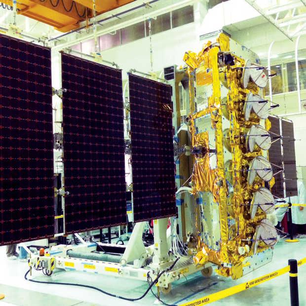 Google gaat flink investeren in satellieten voor uitbreiden internettoegang