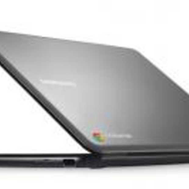 Google geeft 3 Chromebooks weg