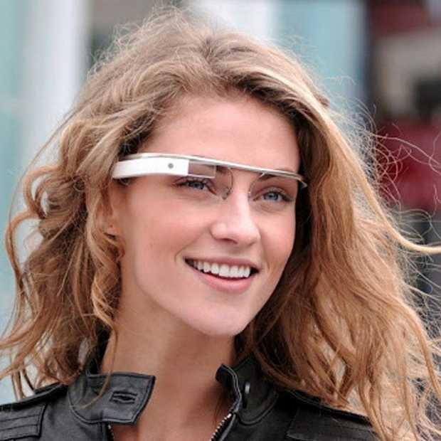 Google Glass rust zacht 2012-2014