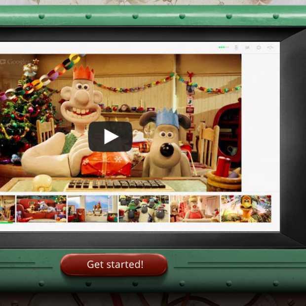 Google+ Hangouts brengt families dichterbij elkaar met kerst