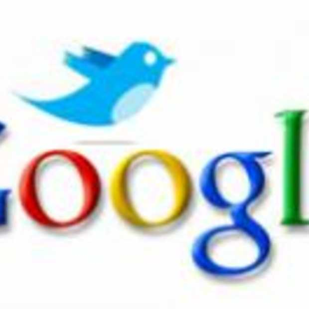 Google indexes Twitter realtime