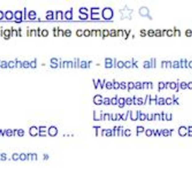 Google komt met mogelijkheid om zoekresulaten te verbergen
