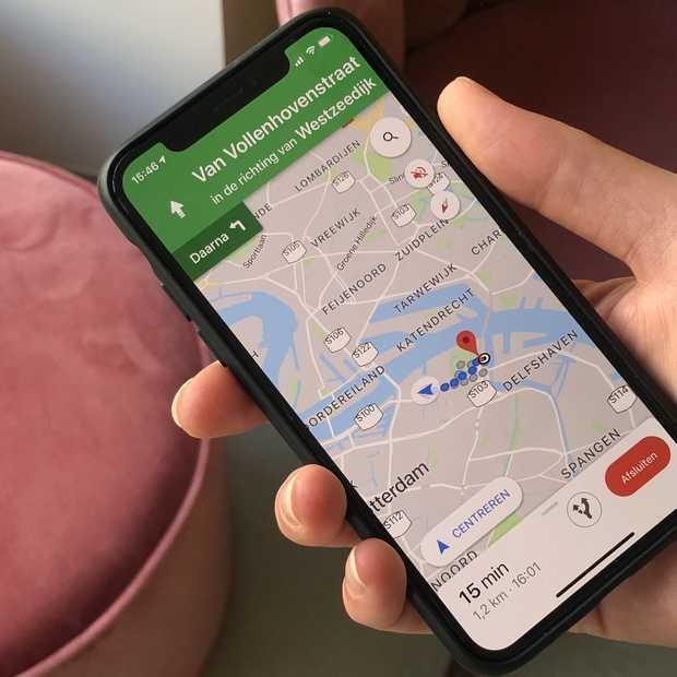 Google Maps bestaat 15 jaar; tijd voor een nieuw uiterlijk
