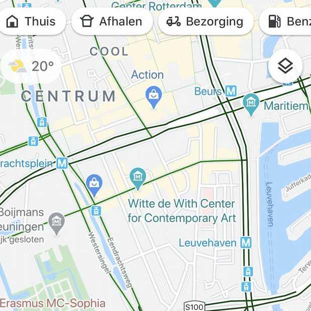 Support Your Locals met Google Maps: zo werkt het!