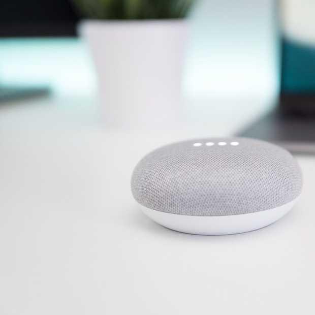 Google werkt aan opvolger van Home Mini