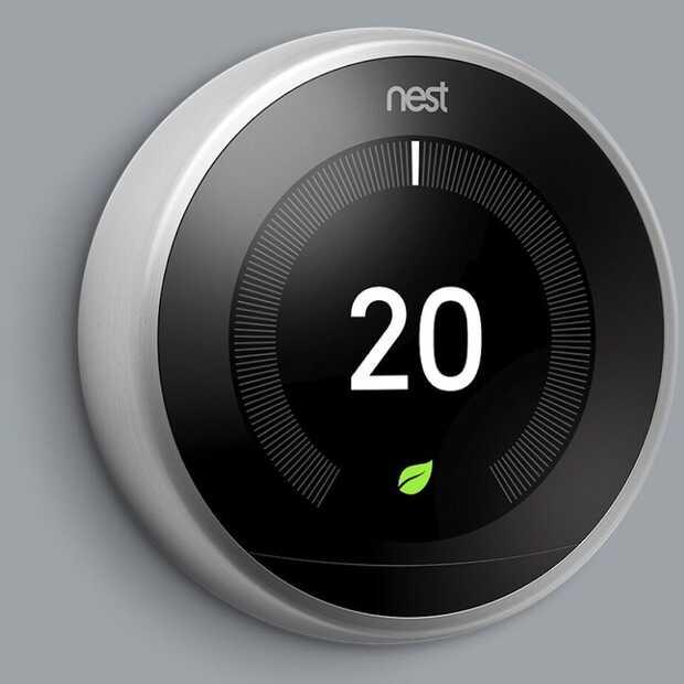 Google is bezig met goedkopere versie van slimme Nest-thermostaat