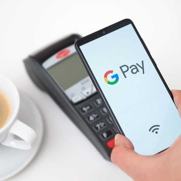 Ook ABN AMRO voegt Google Pay toe als betaalmogelijkheid