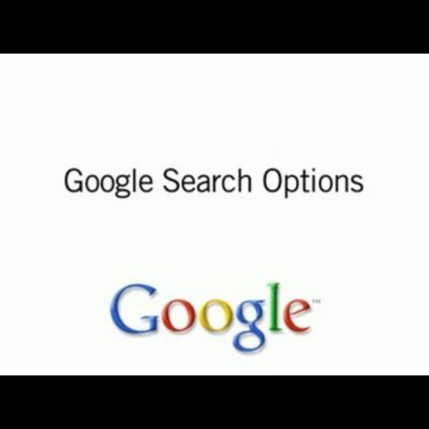 New Google Search Options (Searchology event)