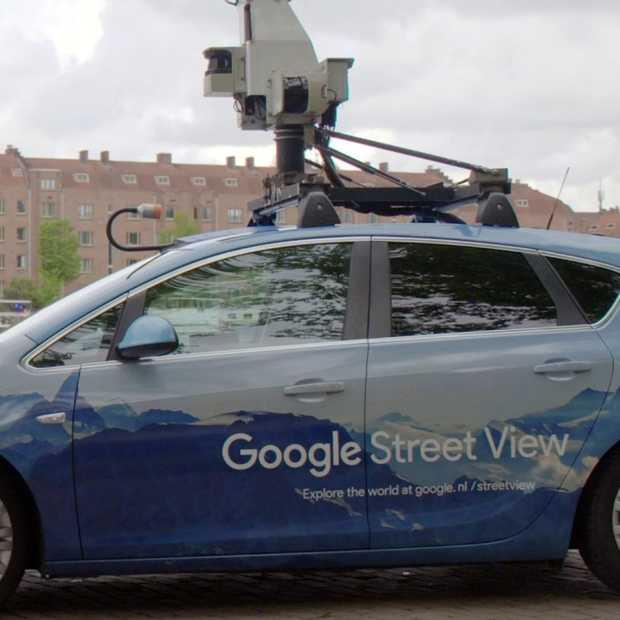Google gaat luchtkwaliteit in Amsterdam meten