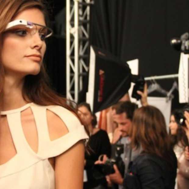 Google toont eerste fashion lens voor Glass