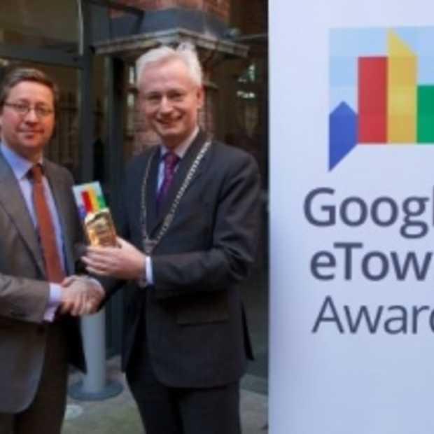 Google Top 12 van meest actieve Nederlandse internetgemeenten