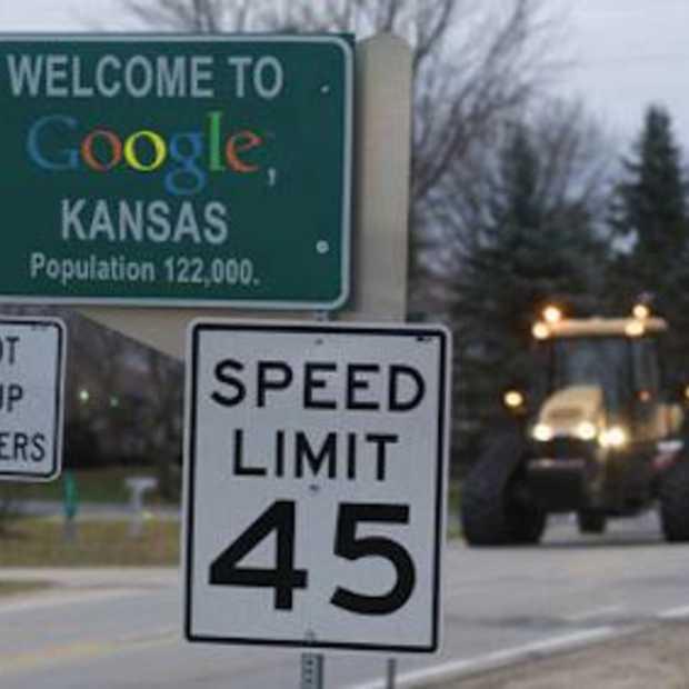 Google Town in Kansas