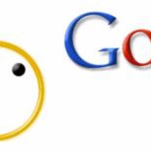 Google voor de eerste keer nummer één