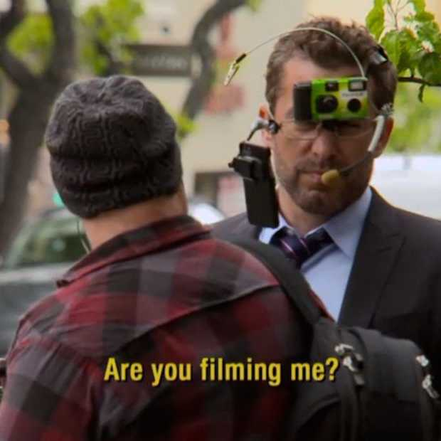 Google Glass is exit en dan mag je er gerust grappen over maken