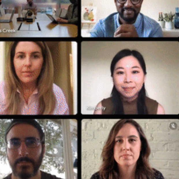 Niks blijft ongezien: helderheid Google Meet ook op web omhoog