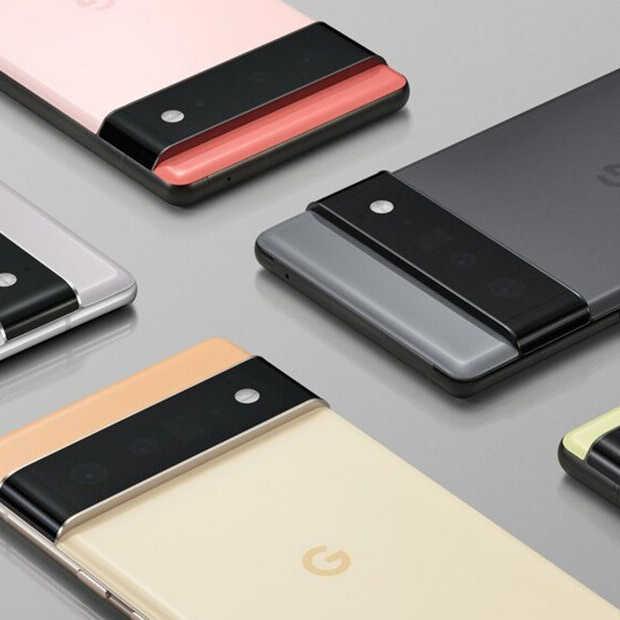 Google kondigt officieel de nieuwe Pixel 6 en Pixel 6 Pro aan