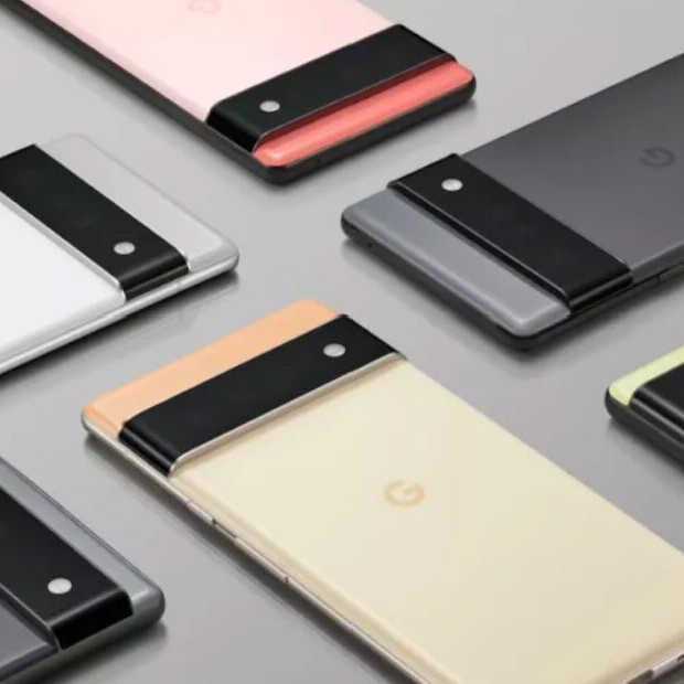 Wat we tot nu toe weten over Google Pixel 6