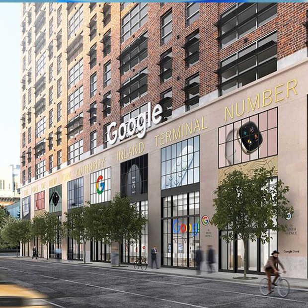 Google Store aangekondigd, het Android-antwoord op de Apple Store