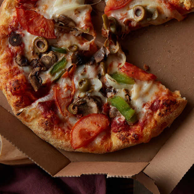 Vanaf volgende maand kun je Domino's pizza live tracken via GPS