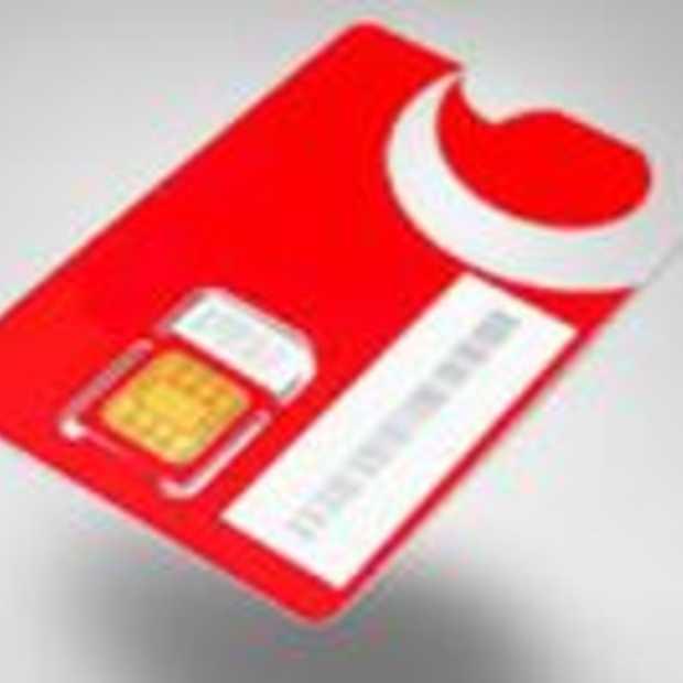 Gratis SMSen bij Vodafone