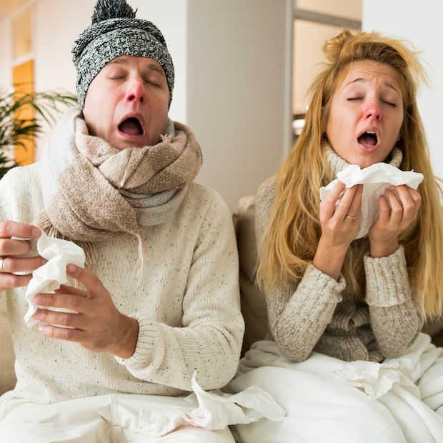 Griepepidemie aka griepgolf in Nederland, wat doe je er tegen?