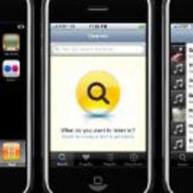Grooveshark nu op iPhone