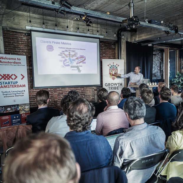 De eerste 'Growth Hacking'-opleiding van Europa start in Amsterdam
