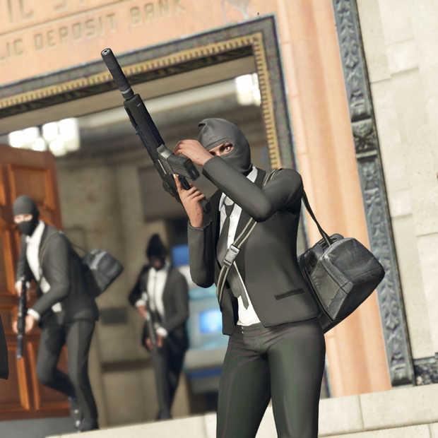 PC versie GTA V wederom uitgesteld, online Heists eindelijk klaar