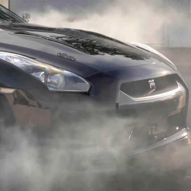 Deze GT-R van Alpha Performance gaat van 0-310 km/u in 7,5 seconde
