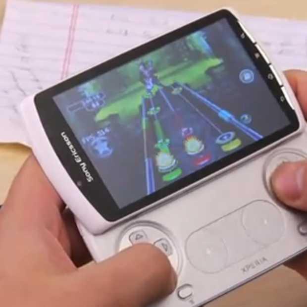 Guitar Hero maakt doorstart op Xperia Play?