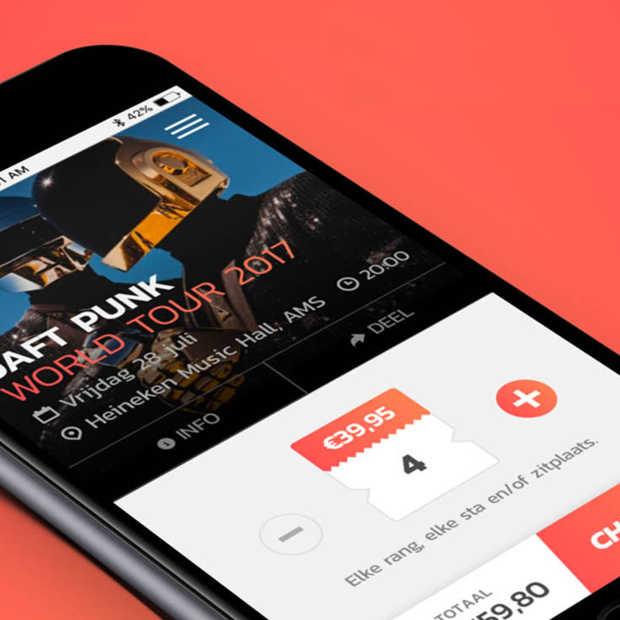 Start-up pakt ticket-fraude en woekerprijzen voor tweedehands kaarten aan