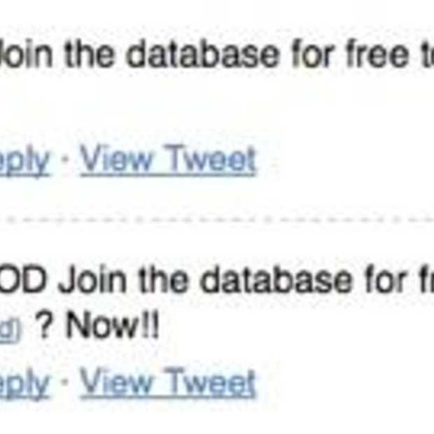 Habitat misbruikt Twitter
