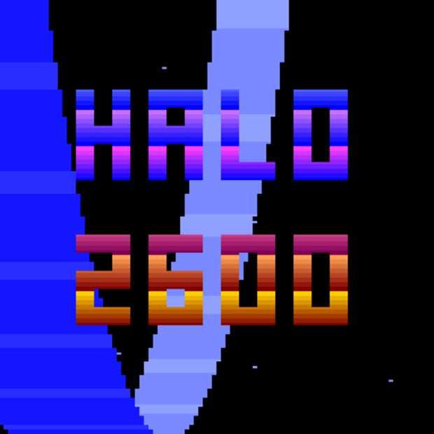 Halo op de Atari 2600? Jazeker, het bestaat!