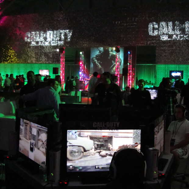 Hands-On Multiplayer Call of Duty: Black Ops