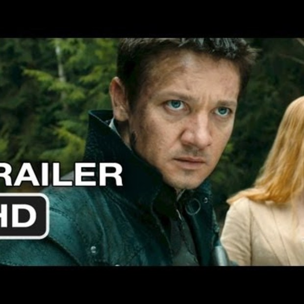 Hansel and Gretel, Witch Hunters - Official Trailer