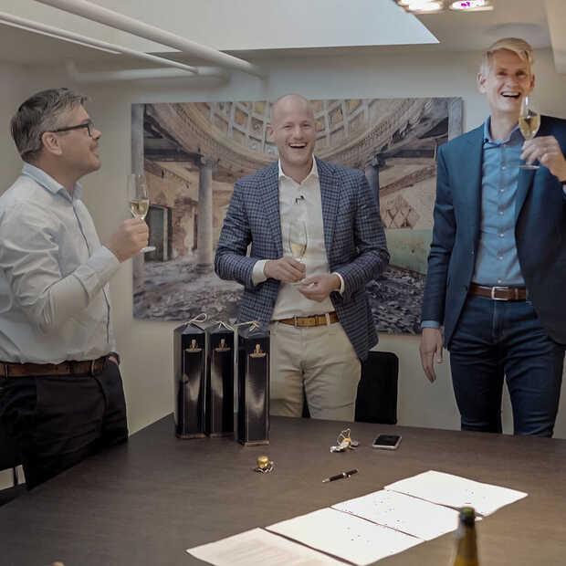 E-commerce specialist Experius treedt toe tot Happy Horizon
