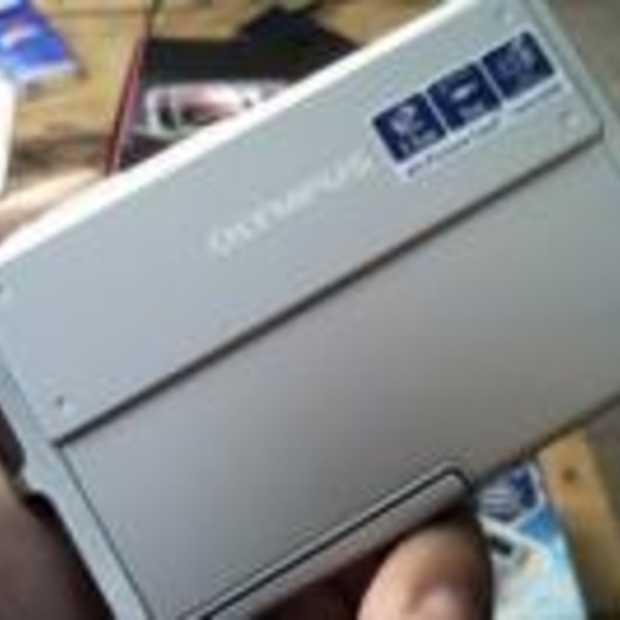 Hard-core test Olympus SW1050