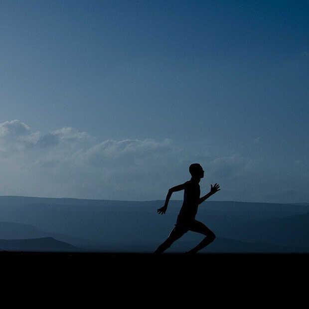 Kun jij sneller 5 kilometer rennen dan een robot?