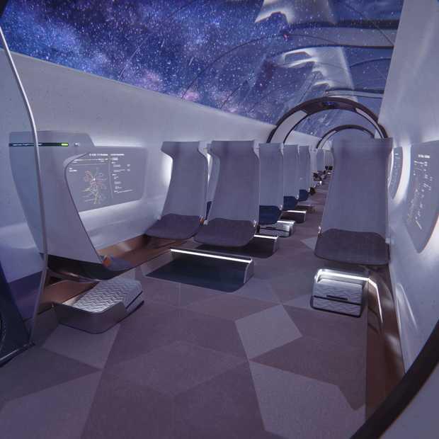 Het eerste Europese Hyperloop Center wordt gebouwd in Groningen
