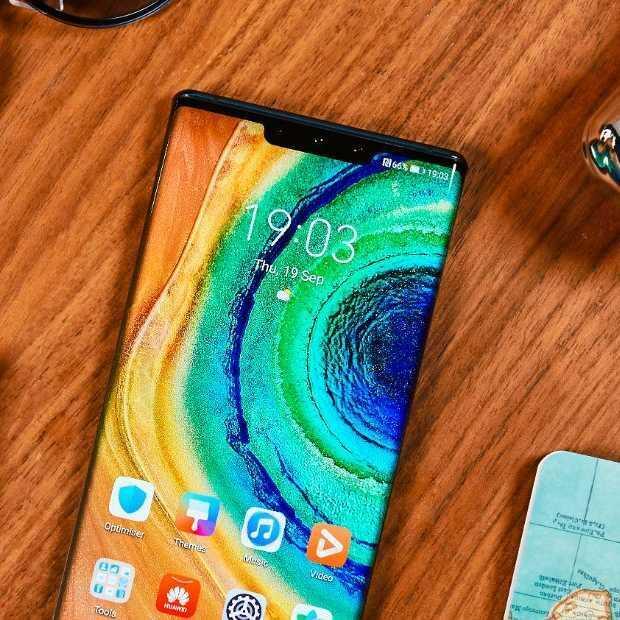 Huawei telefoons draaien in 2021 op HarmonyOS