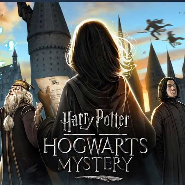 Harry Potter: Hogwarts Mystery landt 25 april op smartphones