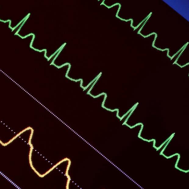 Je eigen hartritme kan nog wel eens je nieuwe wachtwoord worden