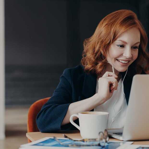 Het is tijd voor de virtuele koffiecorner