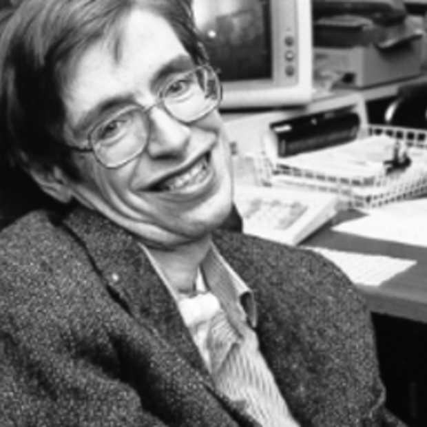Hawking: 'Mensen moeten de aarde verlaten'