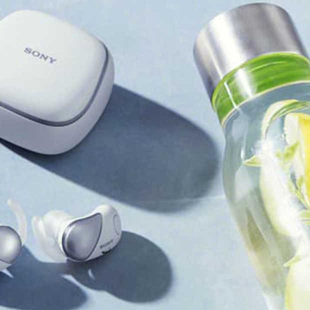 Sony brengt drie draadloze sport-headphones uit
