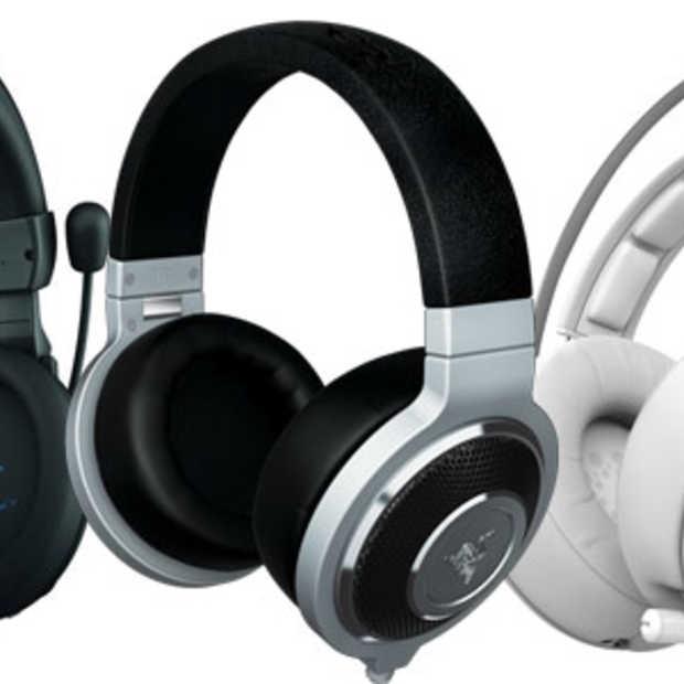 Headsetstravaganza: Steelseries Siberia Elite, Turtle Beach PX22 en Razer Kraken Forged headsets getest
