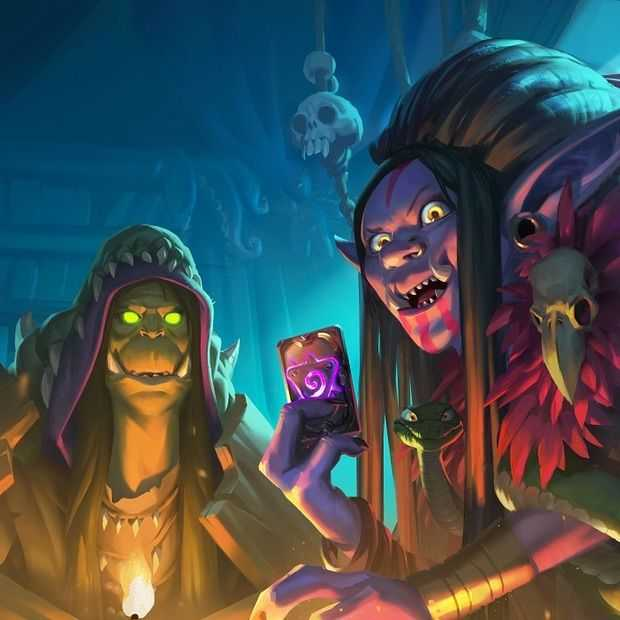 Hearthstone's Rise of Shadows: een frisse(re) start